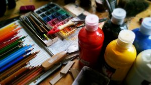 Kreativ-Werkzeuge zum Schreiben
