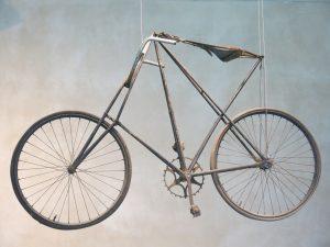 Fahrrad im Design-Museum Kopenhagen