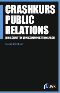Marion Steinbach PR-Crashkurs