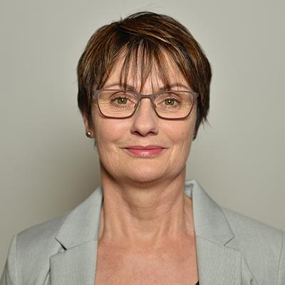 Petra Huber Portrait