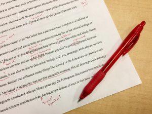Texte konzipieren und überarbeiten