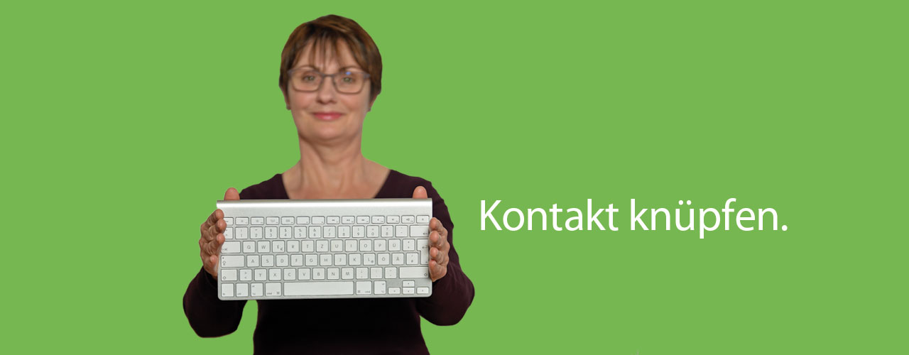 Petra Huber - expedition text - Kontakt knüpfen