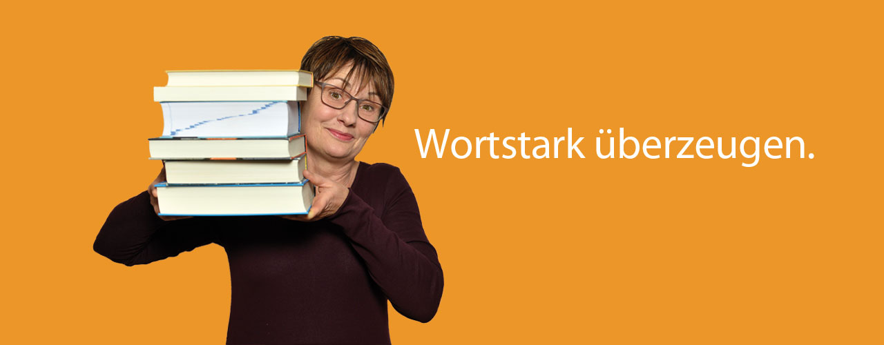 Petra Huber - expedition text - Wortstark überzeugen